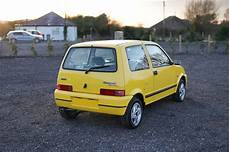 Fiat Cinquecento Sporting 1994 24 000 From New