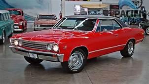 1967 Chevrolet Chevelle Orange Vinyl Top  YouTube