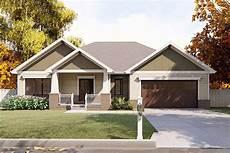 ranch craftsman house plans craftsman ranch house plan 62565dj architectural