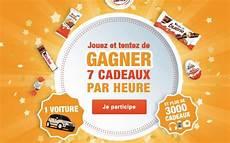 Kinder Happy Time 3192 Cadeaux 224 Gagner