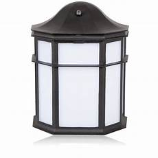 maxxima decorative outdoor led wall light with dusk to dawn sensor 3000k ebay