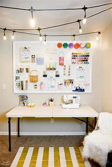 craft room makeover with caf 233 lights sprinkle some fun