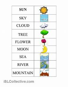 nature worksheet for kindergarten 15159 nature picture dictionary poster picture dictionary printable classroom posters nature pictures