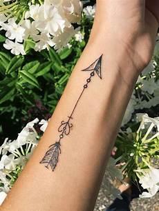 stunning arrow tattoo ideas