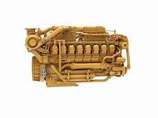 C32 Acert Hazardous Location Engine Finning Cat