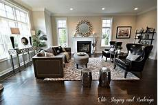 staging luxury new construction before after photos