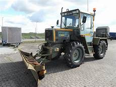 Mercedes Mb Trac 700 4 Wd Med Frontlift For Sale Retrade