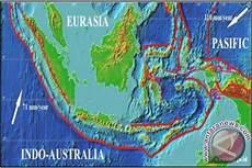 Aktivitas Lempeng Indonesia Australia Antara News Kupang