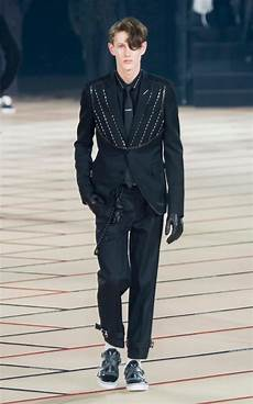 men s fashion week aw17 showmen new suiting and a killer collaboration