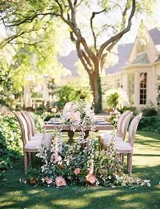 elegant garden party wedding inspiration green wedding