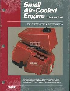 small engine service manuals 1989 volkswagen type 2 on board diagnostic system small air cooled engine service manual 1989 prior small engine parts mfg supply