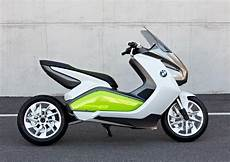 Bmw Concept E Maxi Scooter Electric Mobility
