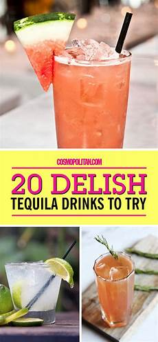 try these tequila cocktails at your next party cosmo
