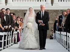 and bill clinton wedding bill clinton denies foundation funds for chelsea s