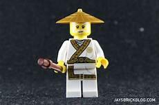 Ninjago Lego Sensei Wu Review Lego Ninjago Secret World Of The