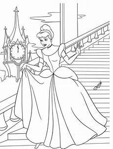 Ausmalbilder Prinzessin Und Ritter Ausmalbilder Aschenputtel Kostenlos 04