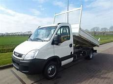 Camion Iveco Daily Benne Marche Fr
