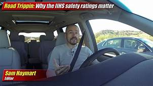 Road Trippin Why The IIHS Safety Ratings Matter