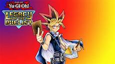 yu gi oh legacy of the duelist 1 learning the basics