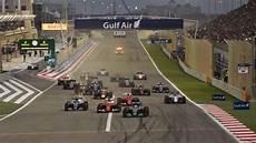 Second Bahrain Win For Hamilton As Raikkonen Splits Mercedes