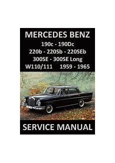 service repair manual free download 2008 mercedes benz slr mclaren electronic throttle control mercedes benz w120 w111 w112 w113 w107 w124 sprinter workshop reapir service manual