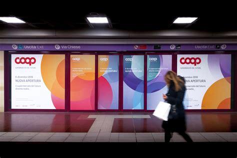 Coop Supermercato Del Futuro On Behance