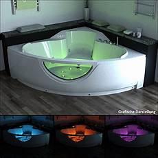 Tronitechnik Luxus Whirlpool Badewanne Wanne