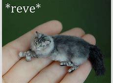 Adorable Miniature Animal Sculptures By Reve   Designwrld