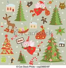 tapete weihnachten retro