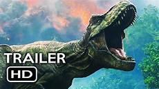 Jurassic World Malvorlagen Hd Jurassic World 2 Fallen Kingdom Official Trailer 1 2018