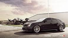 cadillac cts v wagon on 20 quot ace convex wheels rims youtube