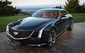 2013 Cadillac Elmiraj Concept 2 Wallpaper  HD Car