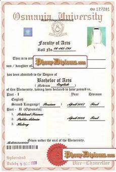 osmania diploma india fake diploma sle from