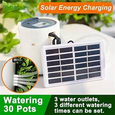 Bakeey Garden Solar Watering Automatic Watering by New Solar Energy Charging Intelligent Garden Automatic