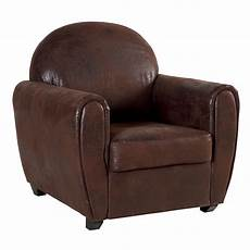 le fauteuil havane imitation cuir ultra cosy typiquement