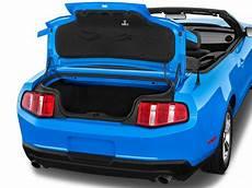 Image 2012 Ford Mustang 2 Door Convertible Premium Trunk