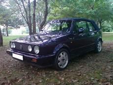 troc echange golf 1 cabriolet karmann classic line 1993