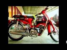 Modifikasi Lawas by Modifikasi Motor Lawas Honda C70 Klasik