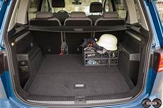 Vw Touran Kofferraum 5 Sitzer Ubi Testet