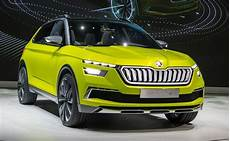 Neuer Suv Skoda - skoda ers electric suv coming by 2022 carandbike