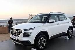 Hyundai VENUE Price And Launch Date In India