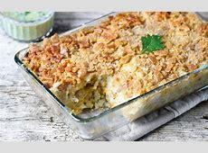 gluten free cheesy potato casserole_image