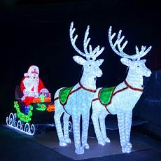 Animated Decorations Outdoor by Outdoor Animated Lighted Decorations Led