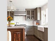 Kitchens: Relaxed and Refined   Traditional Home