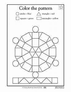 color patterns worksheets 53 preschool worksheets word lists and activities page 2 of 22 greatschools