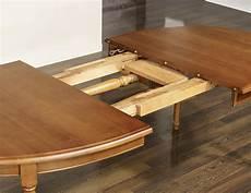 table ovale avec rallonge chene massif table ovale 170x110 en ch 234 ne massif de style louis