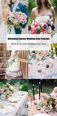 6 Summer Wedding Color Ideas Brides Can Try In 2021