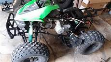 Easy Fix 110cc Atv That Won 180 T Start Step By Step