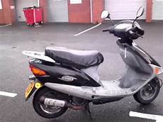 1998 honda sj 50 bali moped scooter great bike new mot