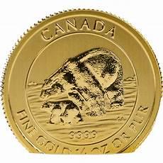 canadian 10 gold polar and cub advantage gold